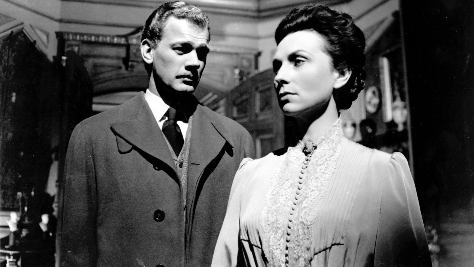 The Magnificen Ambersons