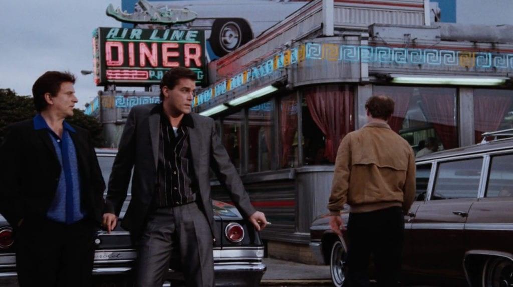 Martin Scorsese Joe Pesci Ray Liotta