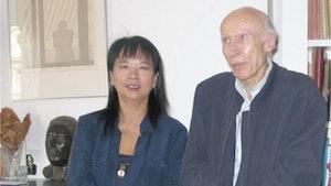 Mary Stephen and Éric Rohmer