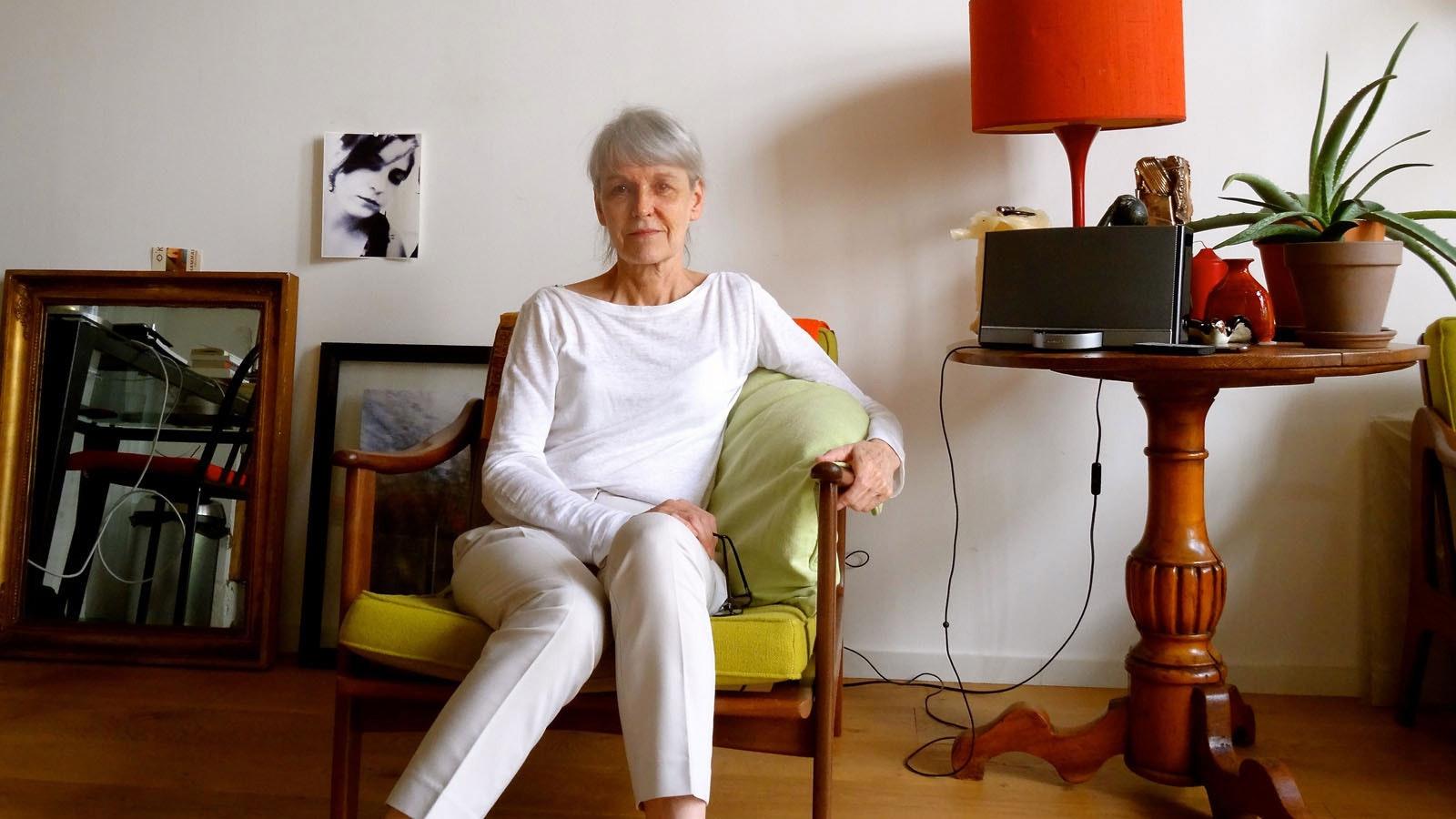 Agnès Godard photographed by Yonca Talu.